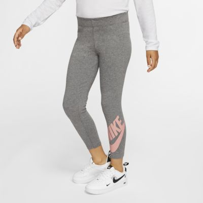 Nike Sportswear Leg-A-See JDI Little Kids' Leggings