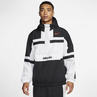 Chamarra de tejido Woven para hombre Nike Air