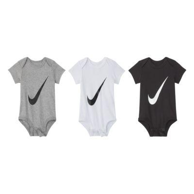 Nike Baby Bodysuit (3-Pack)