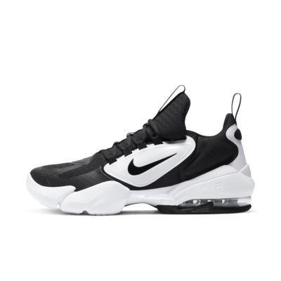 Nike Air Max Alpha Savage Black White Men Cross Training Shoe Sneaker AT3378 010   eBay