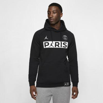 Paris Saint-Germain Fleece Pullover Hoodie