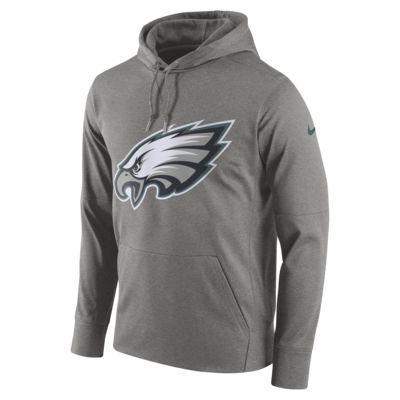 Nike Circuit Logo Essential (NFL Eagles)-pullover-hættetrøje til mænd