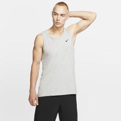 Męska koszulka treningowa bez rękawów Nike Dri-FIT