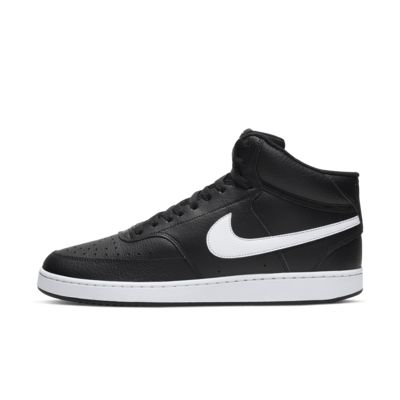 Nike Court Vision Mid Herrenschuhe Sneaker Turnschuhe CD5466 001 Freizeitschuhe