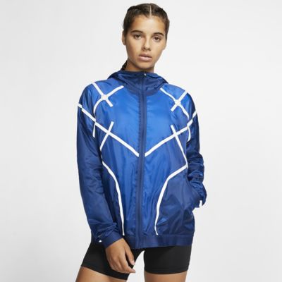 Nike City Ready Women's Hooded Running Jacket