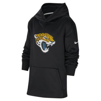 Nike (NFL Jaguars) Big Kids' Logo Hoodie