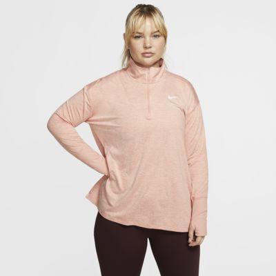 Damska koszulka do biegania Nike (Plus)