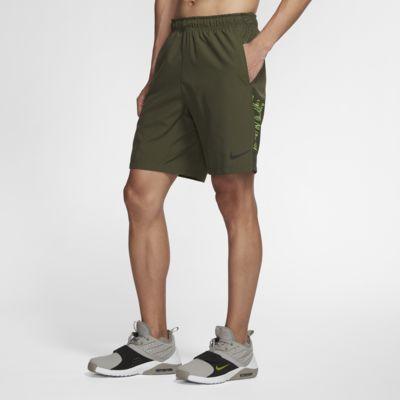Nike Flex 男子梭织印花训练短裤