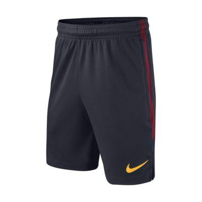 Nike Dri-FIT A.S. Roma Strike Older Kids' Football Shorts