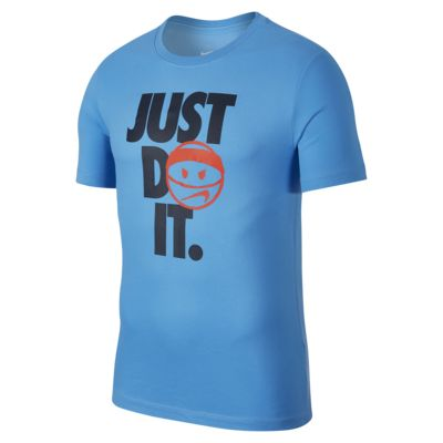 เสื้อยืดบาสเก็ตบอลผู้ชาย Nike Dri-FIT