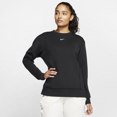 Nike Pro Women's Fleece Crew