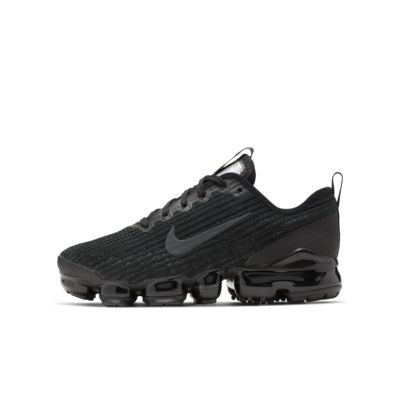 vapormax flyknit black and white