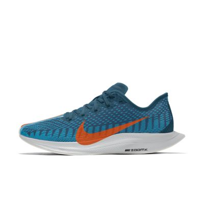 Scarpa da running personalizzabile Nike Zoom Pegasus Turbo 2 Premium By You - Uomo