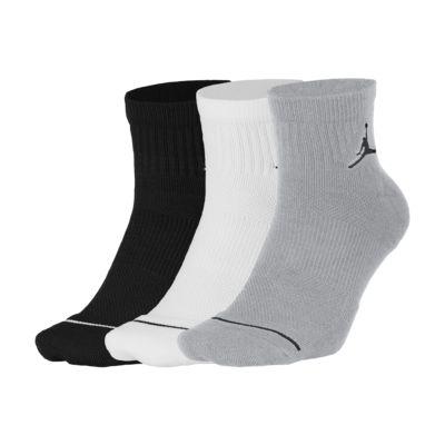 Jordan Jumpman Quarter Socks (3 Pair