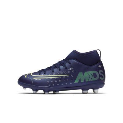 Ποδοσφαιρικό παπούτσι για διαφορετικές επιφάνειες Nike Jr. Mercurial Superfly 7 Club MDS MG για μικρά/μεγάλα παιδιά