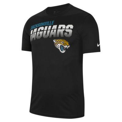 Tee-shirt à manches longues Nike Legend (NFL Jaguars) pour Homme