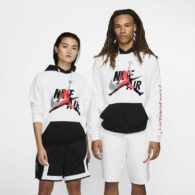Jordan Jumpman Classics leichter Fleece-Pullover