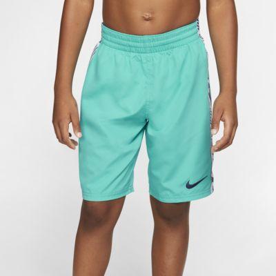 "Nike Funfetti Racer Big Kids' (Boys') 8"" Swim Shorts"