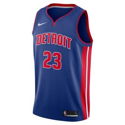 Blake Griffin Pistons Icon Edition Nike NBA Swingman Jersey