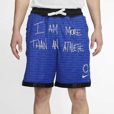 "LeBron DNA ""More Than An Athlete"" Men's Basketball Shorts"