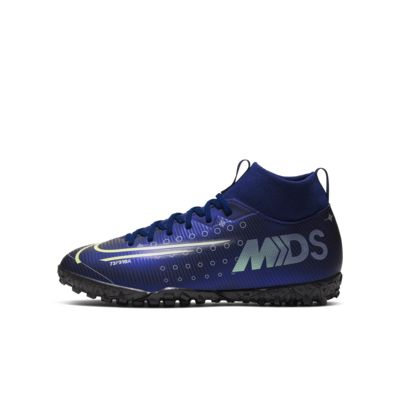 Nike Jr. Mercurial Superfly 7 Academy MDS TF Younger/Older Kids' Artificial-Turf Football Shoe