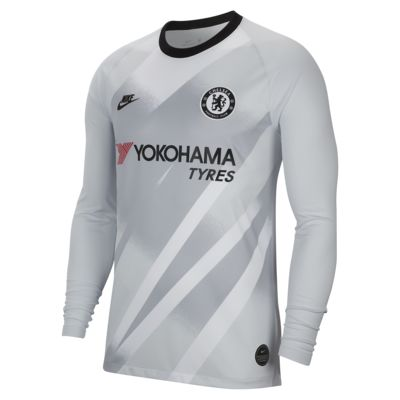 Chelsea FC 2019/20 Stadium Goalkeeper Men's Football Shirt