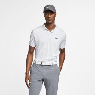 เสื้อโปโลเทนนิสผู้ชาย NikeCourt Dri-FIT