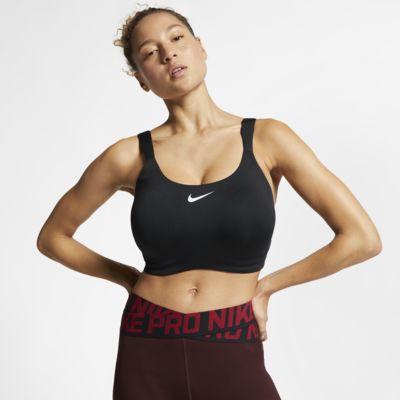 Nike Bold sports-BH med spiler og mye støtte til dame (Plus Size)