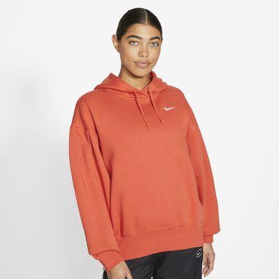 Hoodie de lã cardada Nike Sportswear para mulher