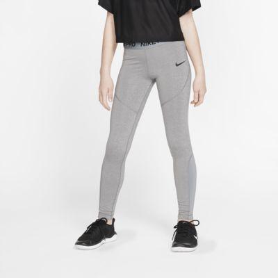 Nike Pro testhezálló nadrág nagyobb gyerekeknek (lányok)