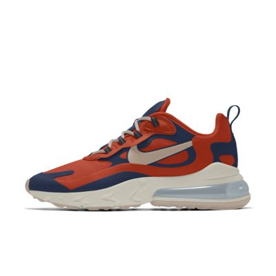 Nike Air Max 270 React By You Custom Shoe