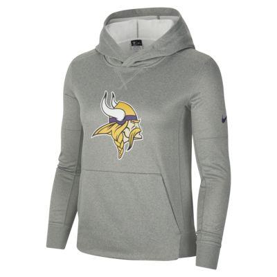 Nike (NFL Vikings) Big Kids' Logo Hoodie