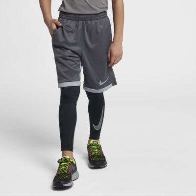 Nike Pro Big Kids' (Boys') Training Tights. Nike.com