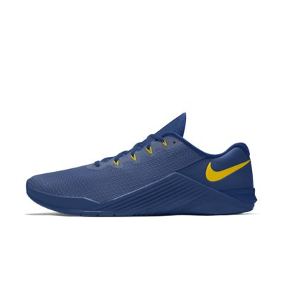 Scarpa da cross training/sollevamento pesi personalizzabile Nike Metcon 5 By You