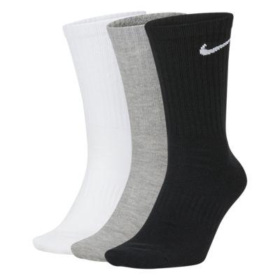 Calze da training Nike Everyday Lightweight di media lunghezza (3 paia)