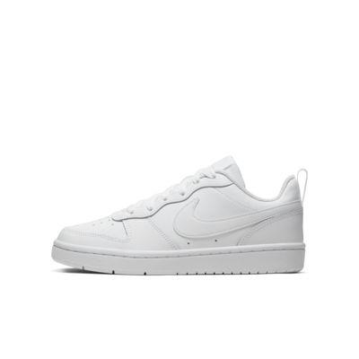 Nike Court Borough Low 2 Big Kids' Shoe