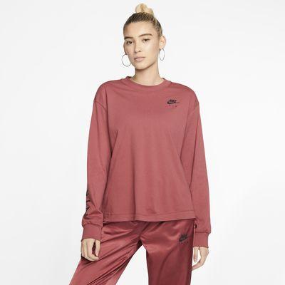 Nike Air Women's Long-Sleeve Top
