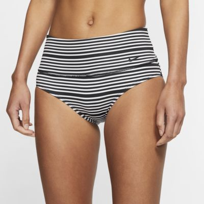 Nike Sport Mesh Women's High-Waisted Swim Bottoms