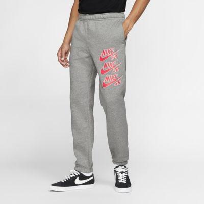 Męskie spodnie z dzianiny do skateboardingu Nike SB Icon