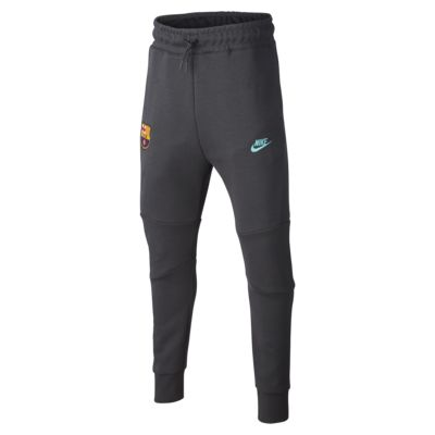 FC Barcelona Tech Fleece Older Kids' Pants