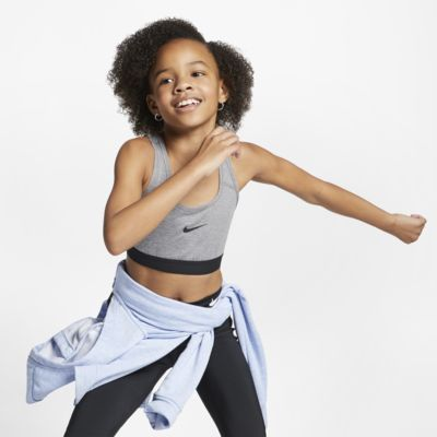 Nike Big Kids' (Girls') Sports Bra