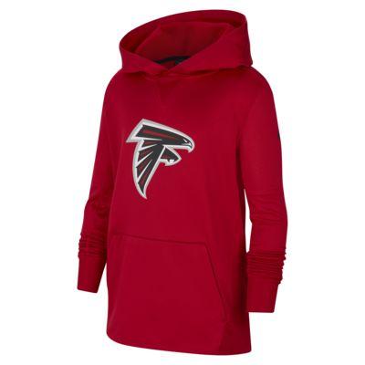 Nike (NFL Falcons) Big Kids' Logo Hoodie
