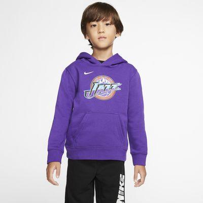 犹他爵士队 Classic Edition Nike NBA 幼童套头衫