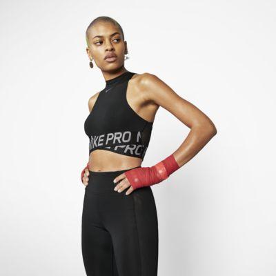 Camisola sem mangas Nike Pro Intertwist para mulher