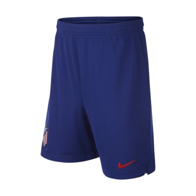 Atlético Madrid 2019/20 Stadium Home/Away Older Kids' Football Shorts