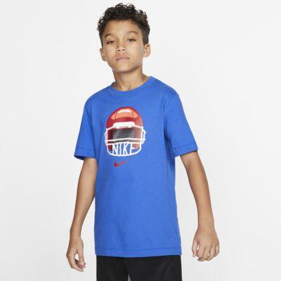 Nike Dri-FIT Big Kids' Football T-Shirt