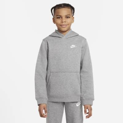Mikina Nike Sportswear Club s kapucí pro větší děti