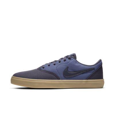 Nike SB Check Solarsoft Canvas 男款滑板鞋