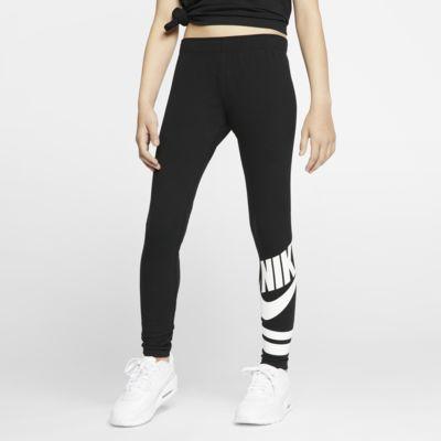 Леггинсы с графикой для девочек школьного возраста Nike Sportswear
