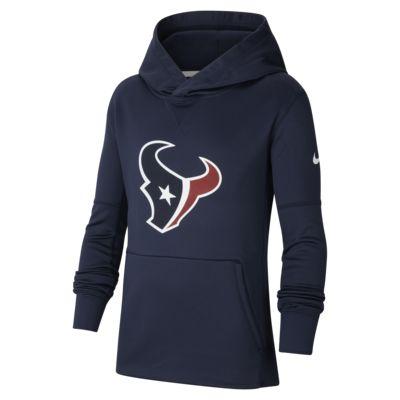 Nike (NFL Texans) Big Kids' Logo Hoodie